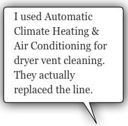 Dryer Vent Cleaning Review