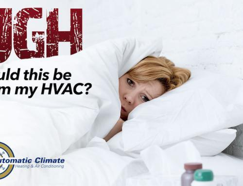 Can an HVAC heating & air conditioning system make you sick?